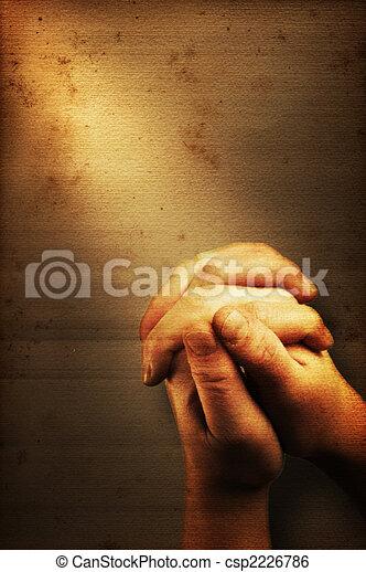 prière - csp2226786