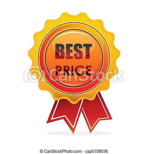 price tag - csp5108036