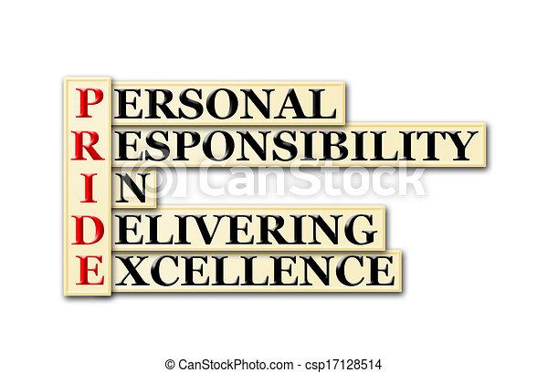 pride acronym - csp17128514