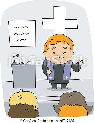 Priest - csp6717435