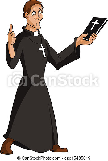 Priest - csp15485619
