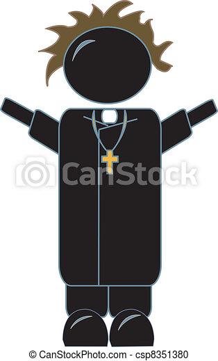 Priest - csp8351380