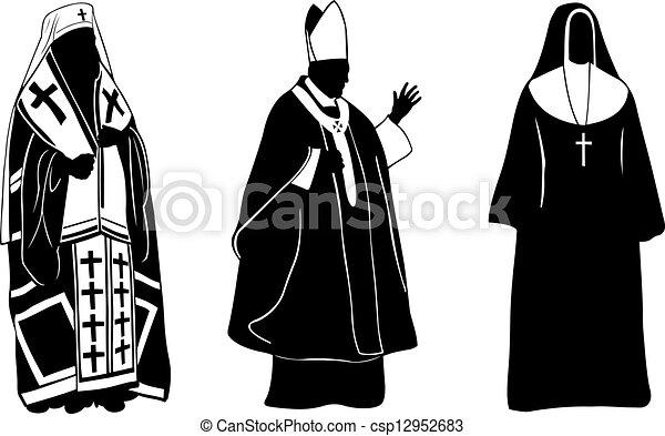 priests - csp12952683