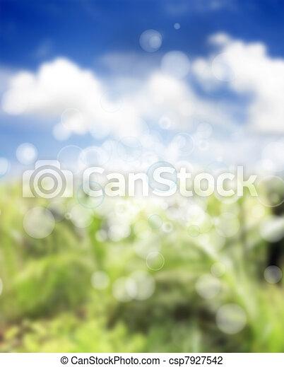Primavera - csp7927542