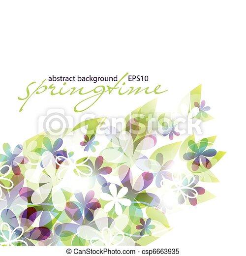 primavera - csp6663935
