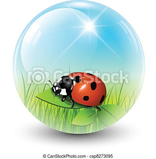 primavera, esfera - csp8273095