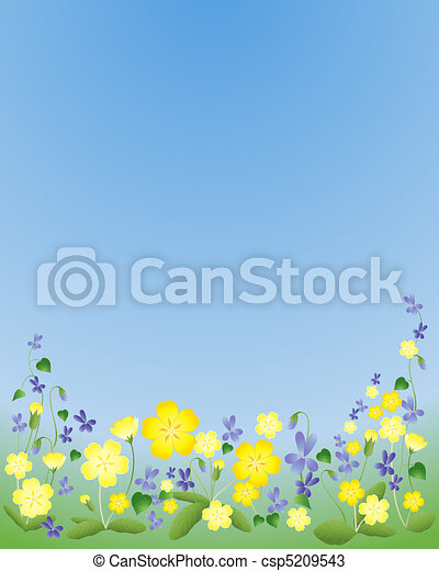 Evening Primrose Stock Illustrations – 153 Evening Primrose Stock  Illustrations, Vectors & Clipart - Dreamstime
