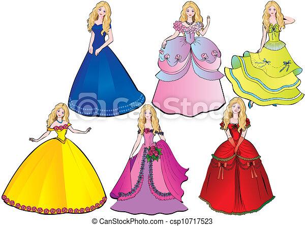 princess. - csp10717523