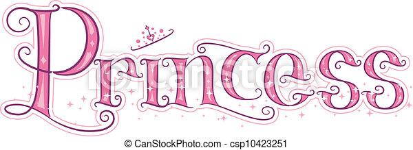 Princess - csp10423251