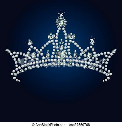 Princess Crown - csp37559768