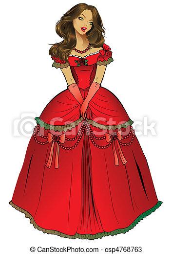 princess. - csp4768763