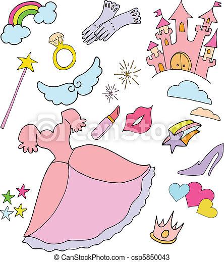 princess world - csp5850043
