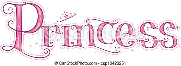 princesse - csp10423251