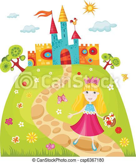 principessa - csp6367180