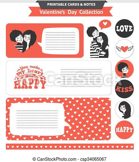 graphic regarding Valentine Stickers Printable referred to as Printable mounted with handful of within just delight in and lettering.