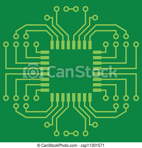 Printed Circuit Board - csp11301571