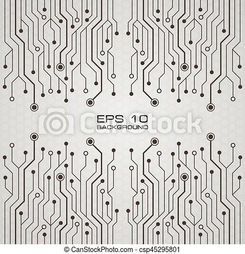 Printed Circuit Board - csp45295801