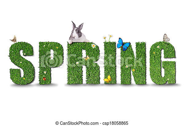 printemps - csp18058865
