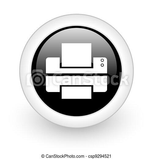 printer icon - csp9294521