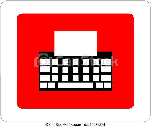 Printer icon - csp14276274