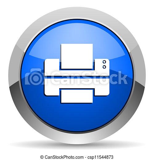 printer icon - csp11544873