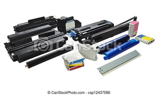 Printers spare parts - csp12437586