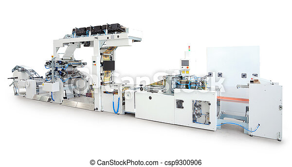 Printing machine  - csp9300906