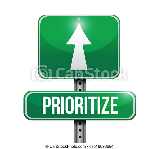 prioritize stock illustrations 1 035 prioritize clip art images and rh canstockphoto com Operational Excellence Clip Art Strategy Clip Art