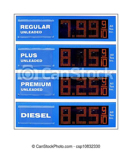 pris, framtid, gas, underteckna - csp10832330