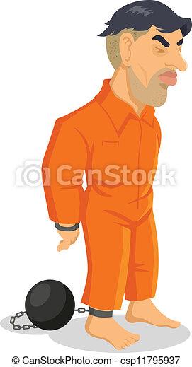 Prisoner - csp11795937