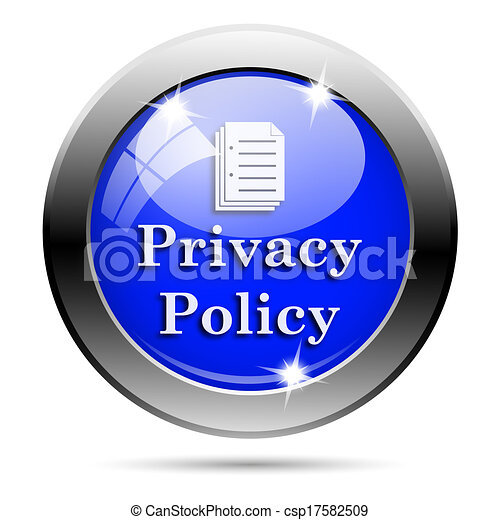 Privacy policy icon - csp17582509