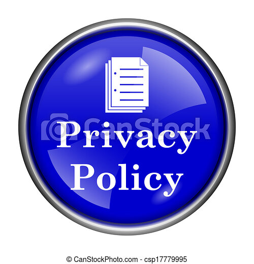 Privacy policy icon - csp17779995
