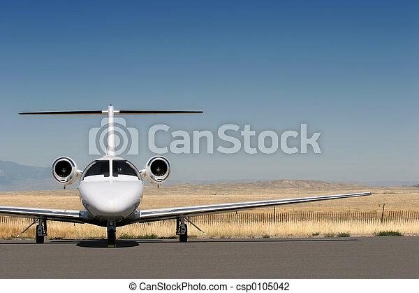 private corporate jet - csp0105042