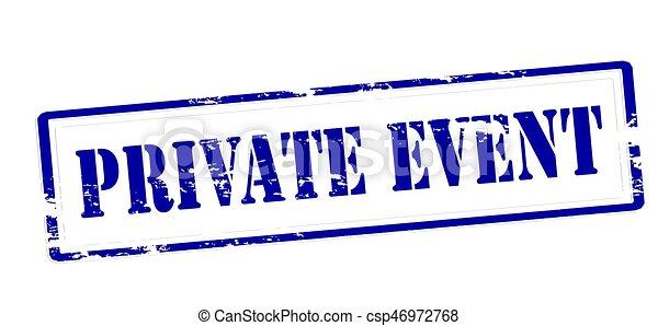 Private event - csp46972768