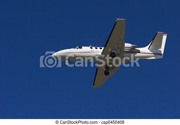 Private jet - csp0450408