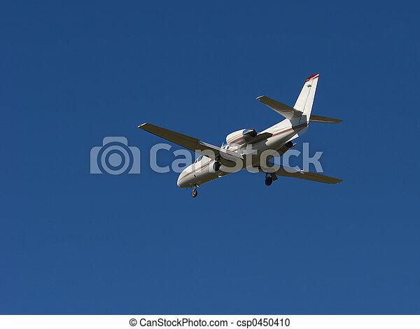 Private jet - csp0450410