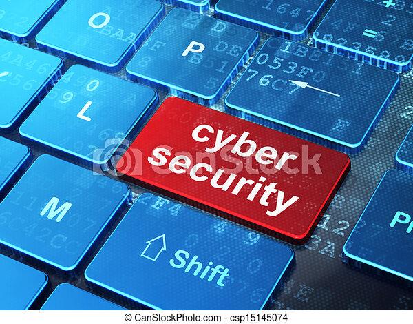 privatleben, cyber, edv, hintergrund, tastatur, sicherheit, concept: - csp15145074