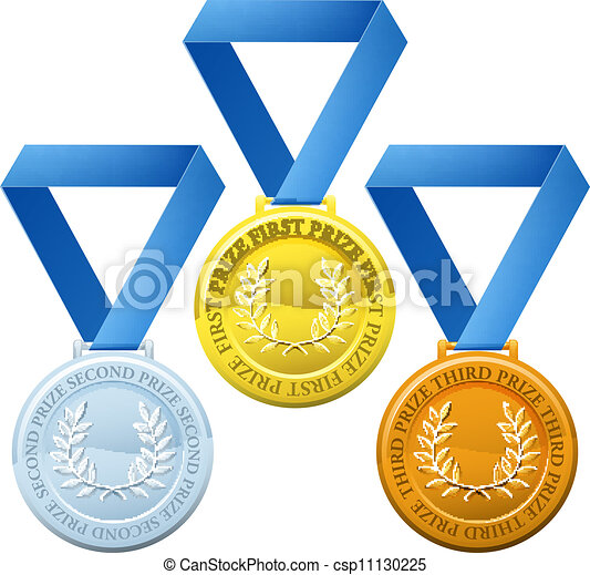 Prize medals - csp11130225