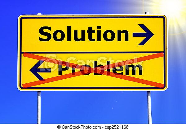 Problem und Lösung - csp2521168