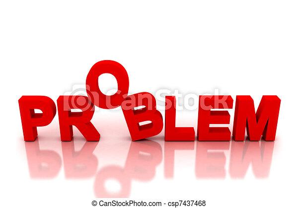 problem - csp7437468