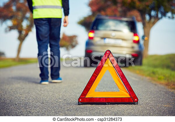 Problems on the road - csp31284373