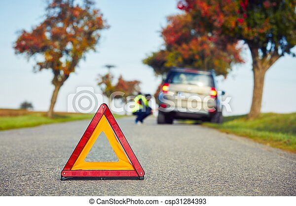 Problems on the road - csp31284393