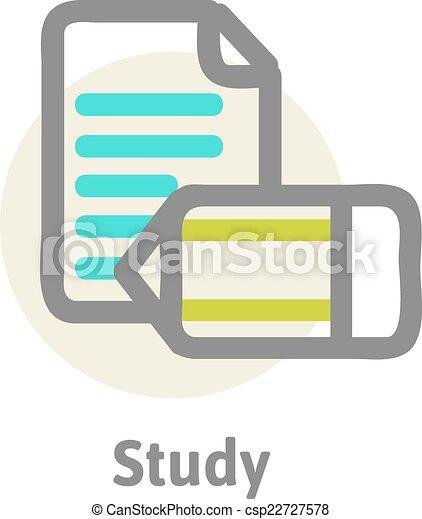 Representación esquemática del proceso de aprendizaje - csp22727578