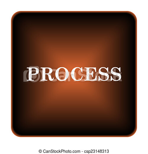 Process icon - csp23148313