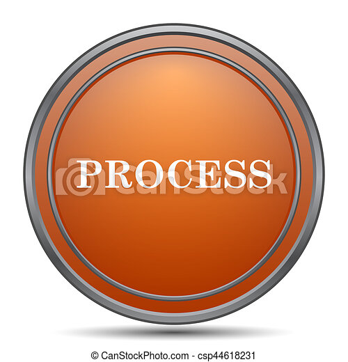 Process icon - csp44618231