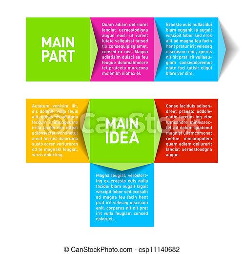 processus, diagramme, module - csp11140682