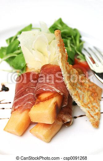 Procuitto ham - csp0091268