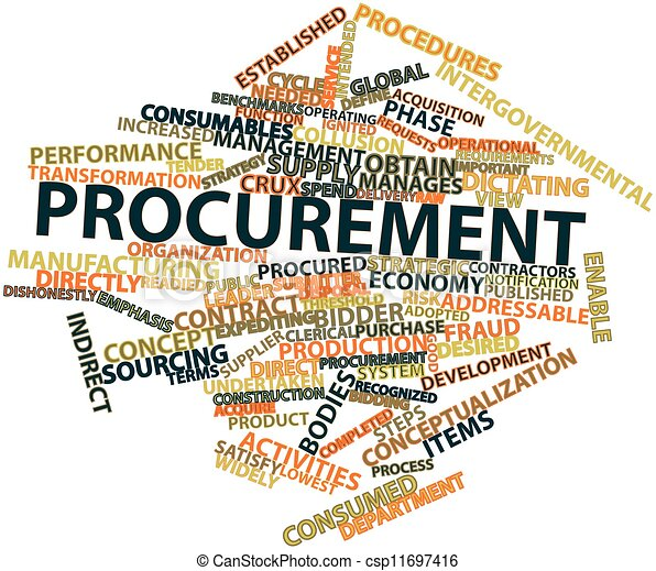 Procurement - csp11697416