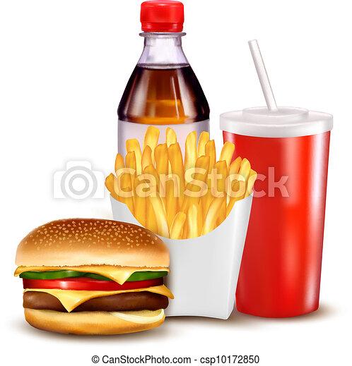prodotti cibo, gruppo, digiuno - csp10172850