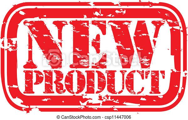 product, grunge, ve, postzegel, rubber, nieuw - csp11447006
